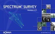 SPECTRUM SURVEY